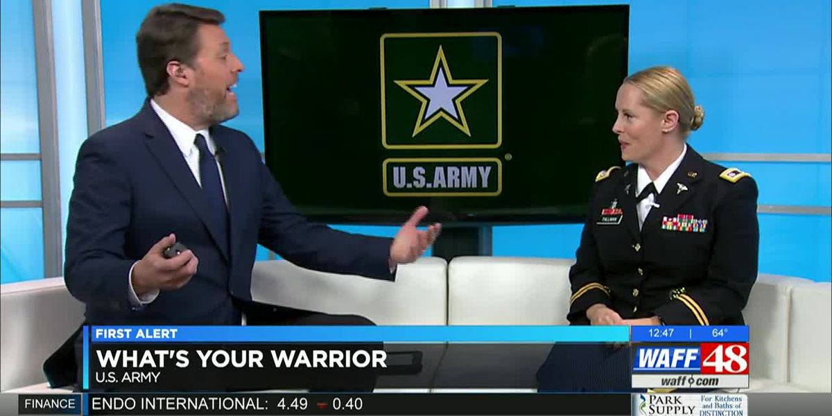 VIDEO: 'What's Your Warrior' Army campaign