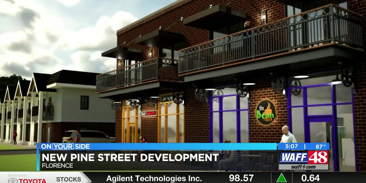 Mix-use development in the works in Florence