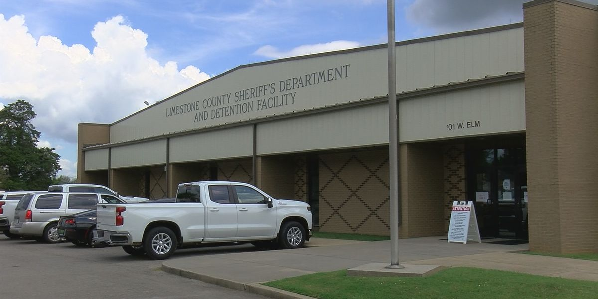 Limestone County sheriff wants about $1M budget increase