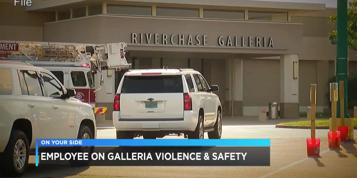'I was terrified': Riverchase Galleria employee believes more could be done for safety after fatal shooting