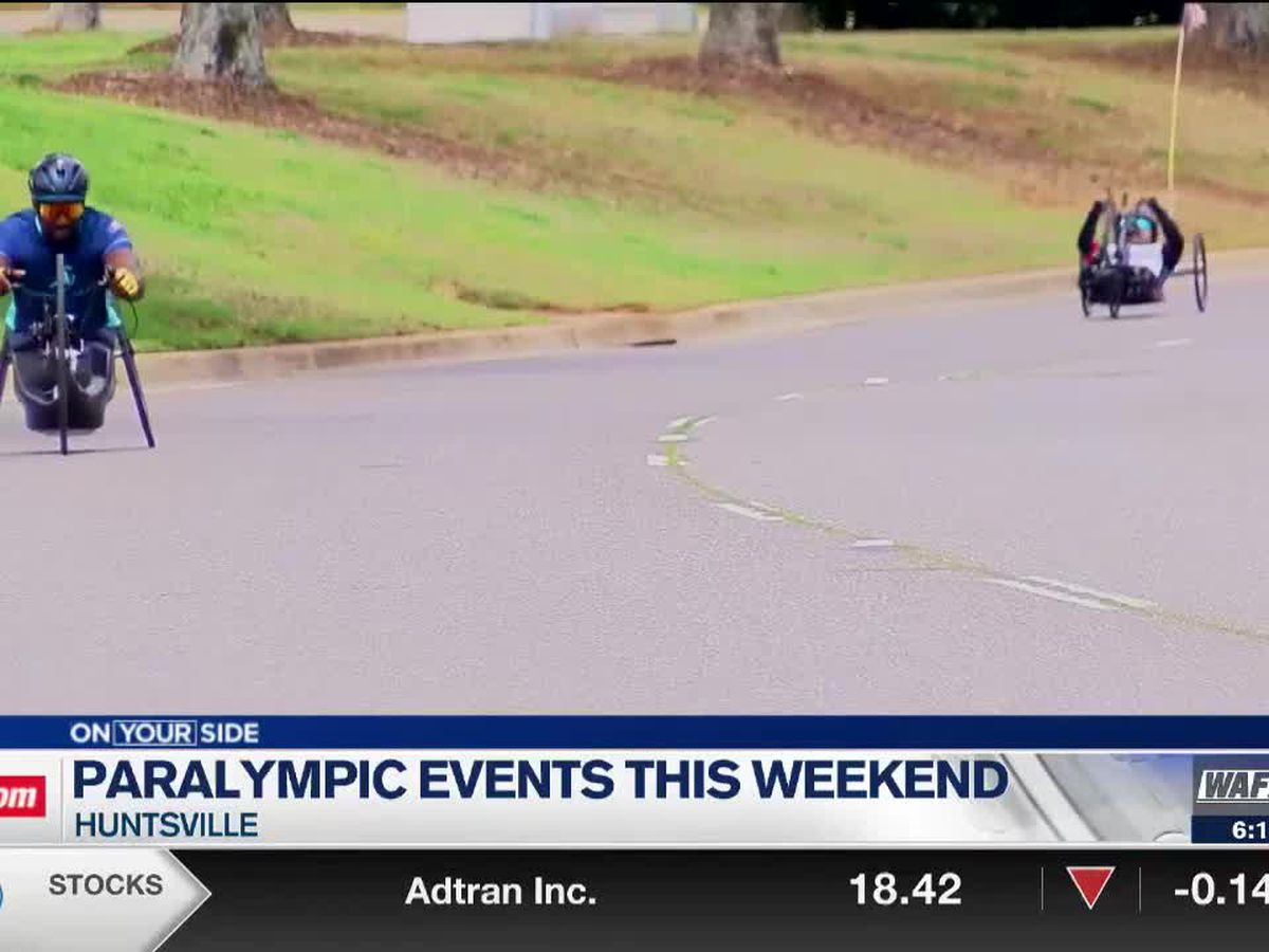 Day one of U.S. Paralympics Cycling Open in Huntsville