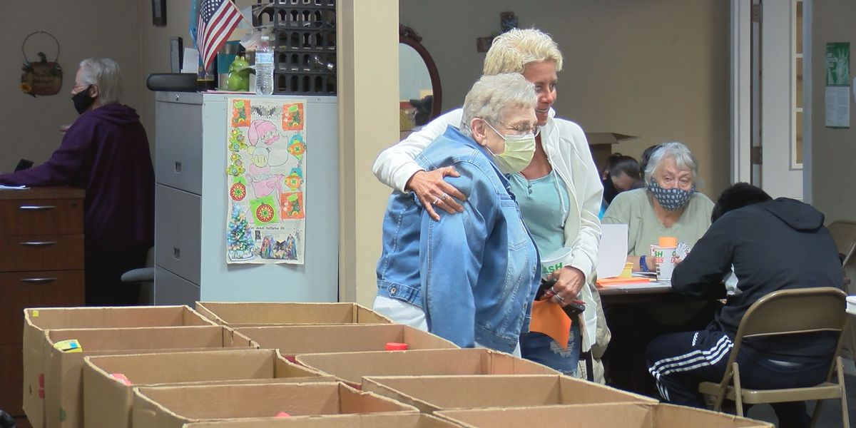 Marshall County Christian Services provides families with food, assistance