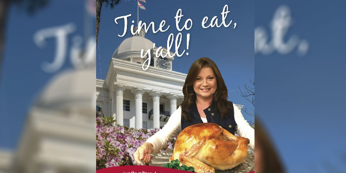 Bicentennial cookbook showcases family recipes of Ala. officials