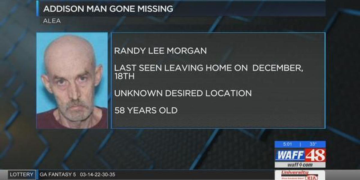 Police searching for missing Addison man