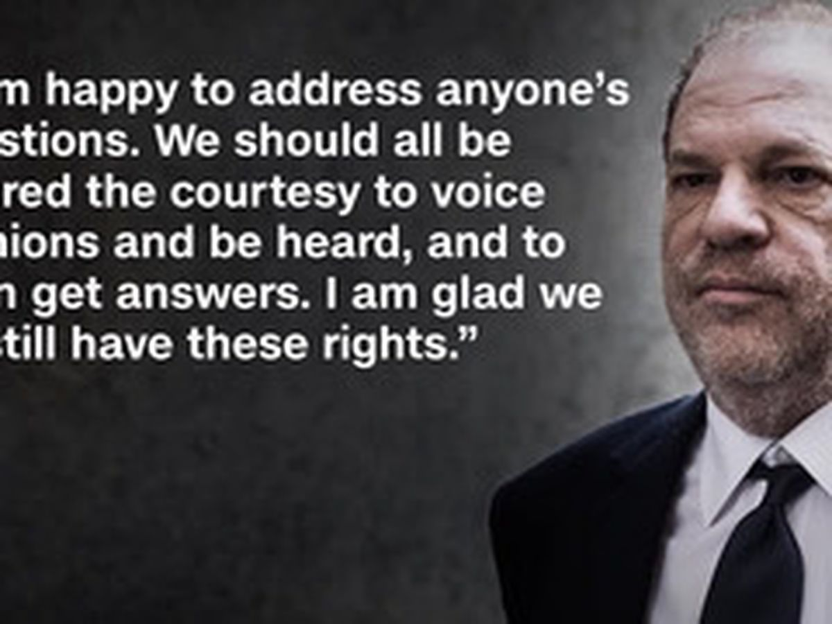 Jeers for Harvey Weinstein at NYC actors showcase