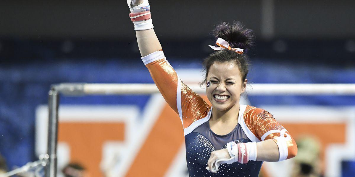 Auburn gymnast suffers career-ending injuries to both knees