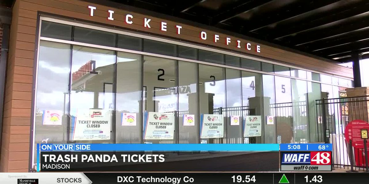 Trash Pandas selling undated tickets for upcoming season