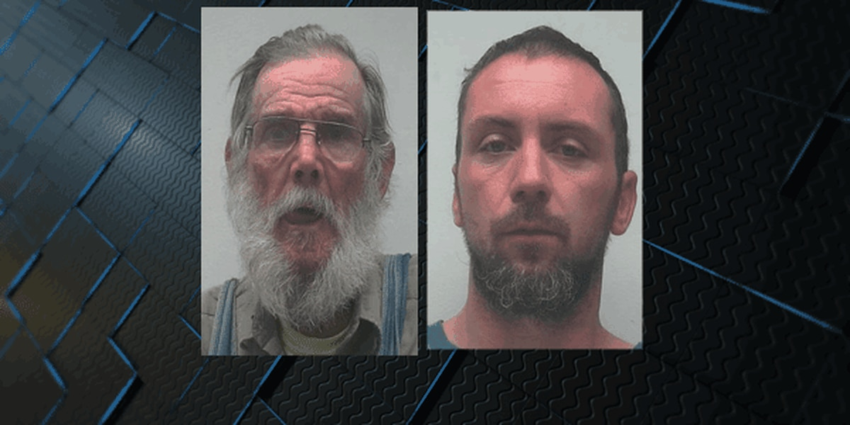 2 Florence men facing burglary and theft charges