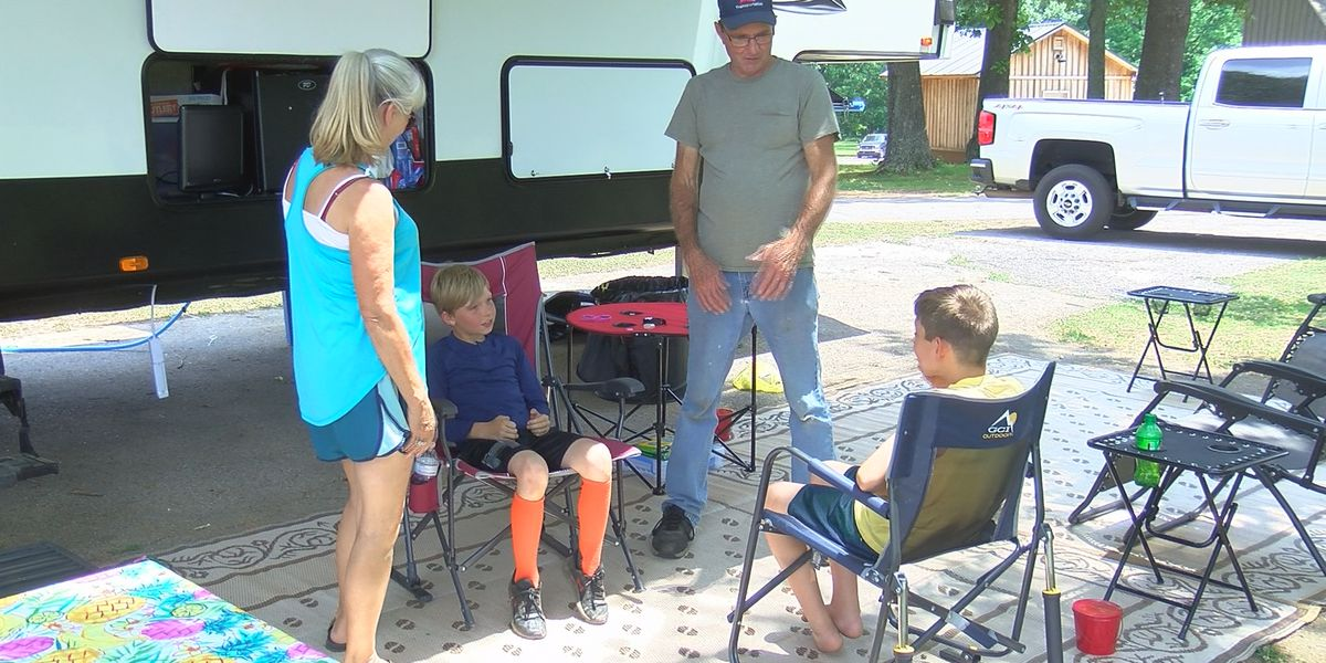 Campsites, RV Parks hard to find this Memorial Day weekend