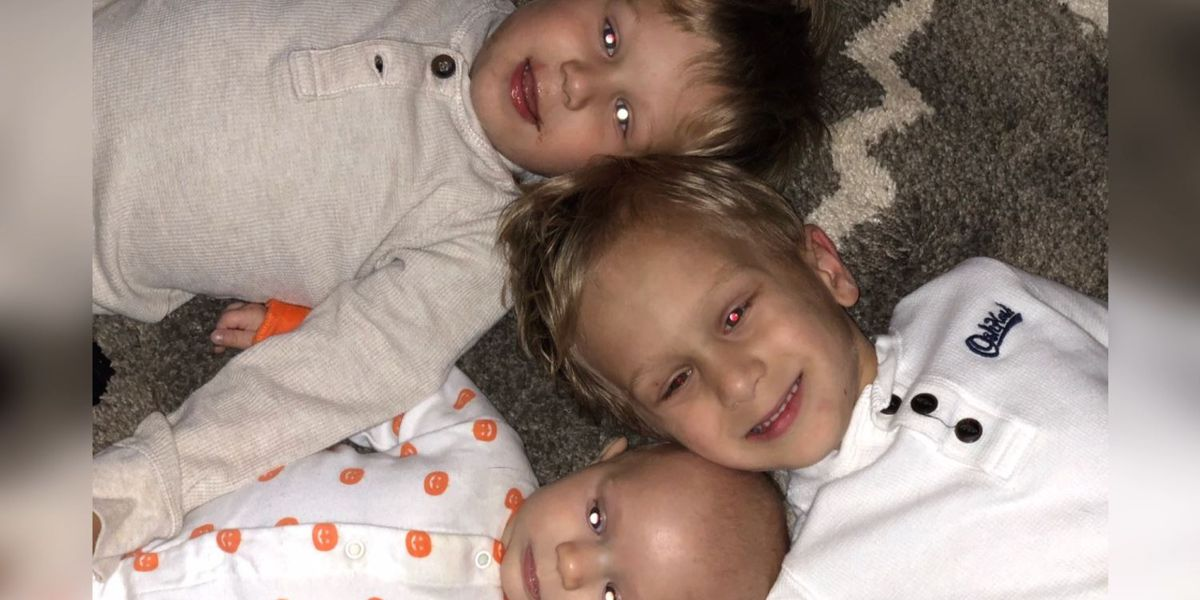3 Ga. brothers, all under the age of 6, diagnosed with same eye cancer