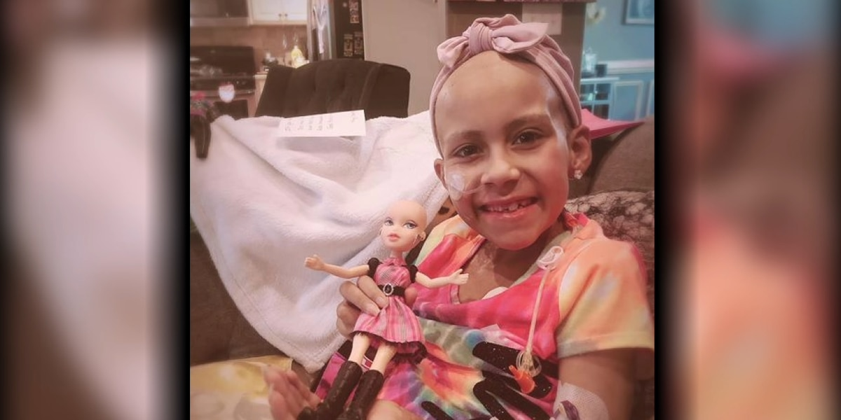 9-year-old cheerleader now using her strength to beat cancer