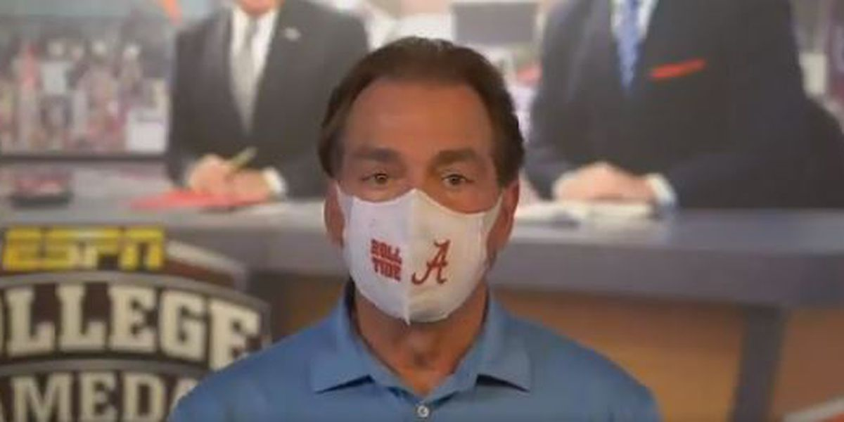 Coach Nick Saban: All of us want to make sure we play football this fall