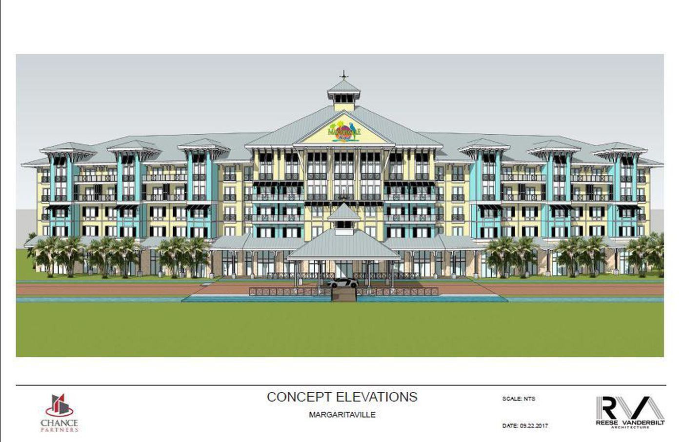 Margaritaville Hotel Coming To Town Madison