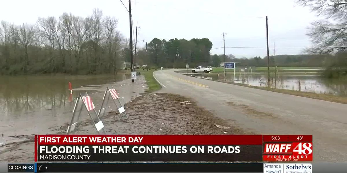 February 22nd: WAFF 48 News Today