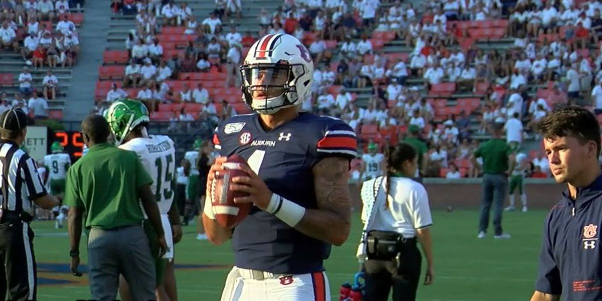 Auburn backup quarterback leaves football team