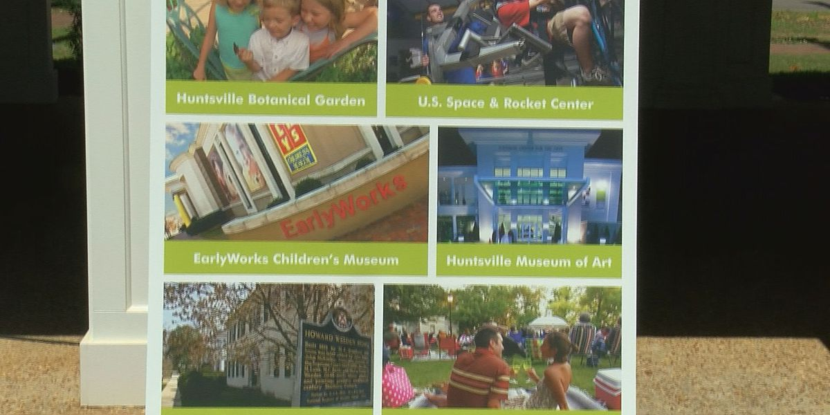 Tourism growing in north Alabama
