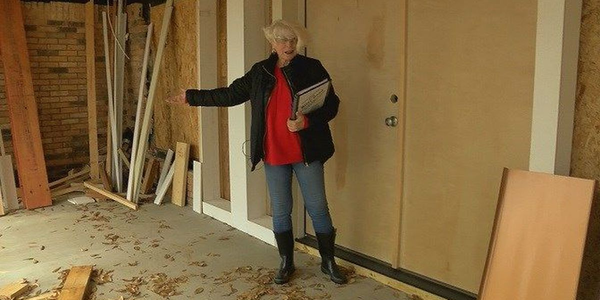 Huntsville woman's dream home left in shambles, contractor arrested & cited