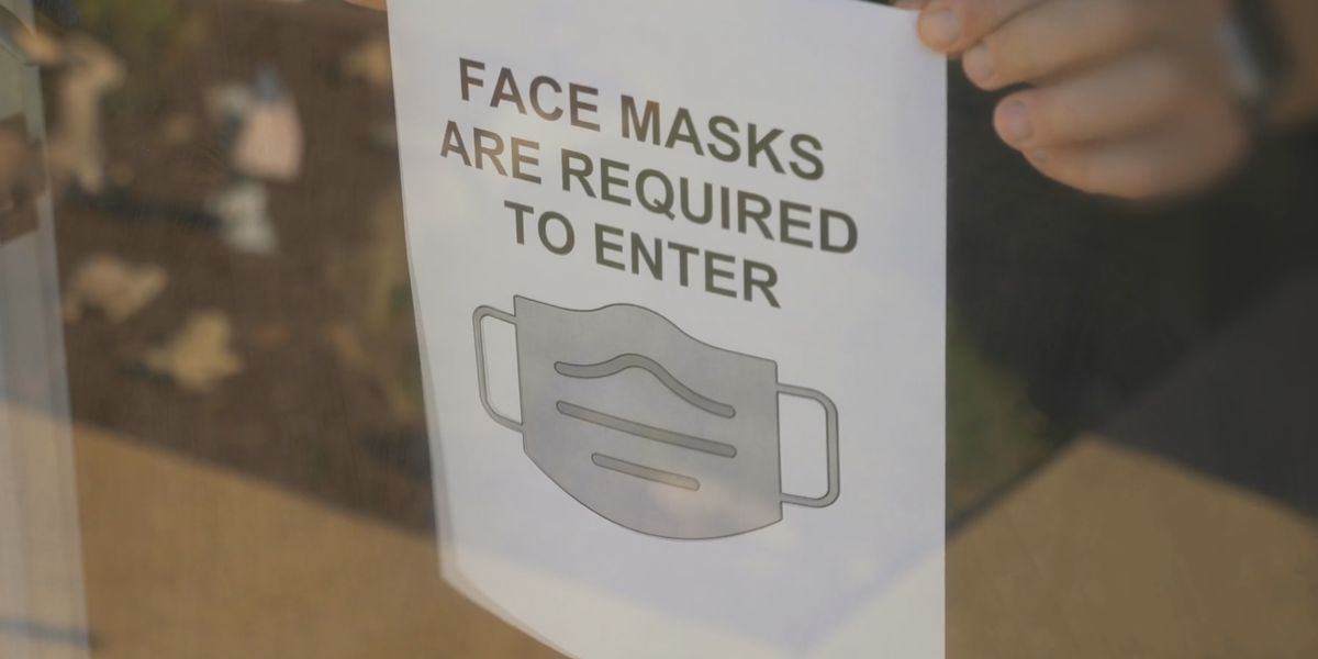 Alabama hospitals supporting extension of statewide mask mandate