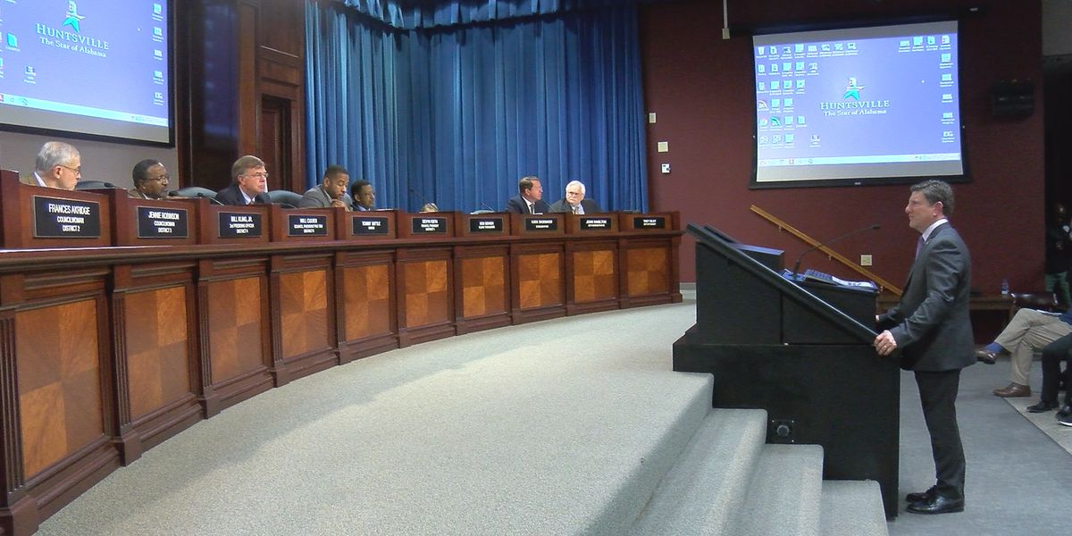 Huntsville City Council discusses TVA, Huntsville Utilities relationship
