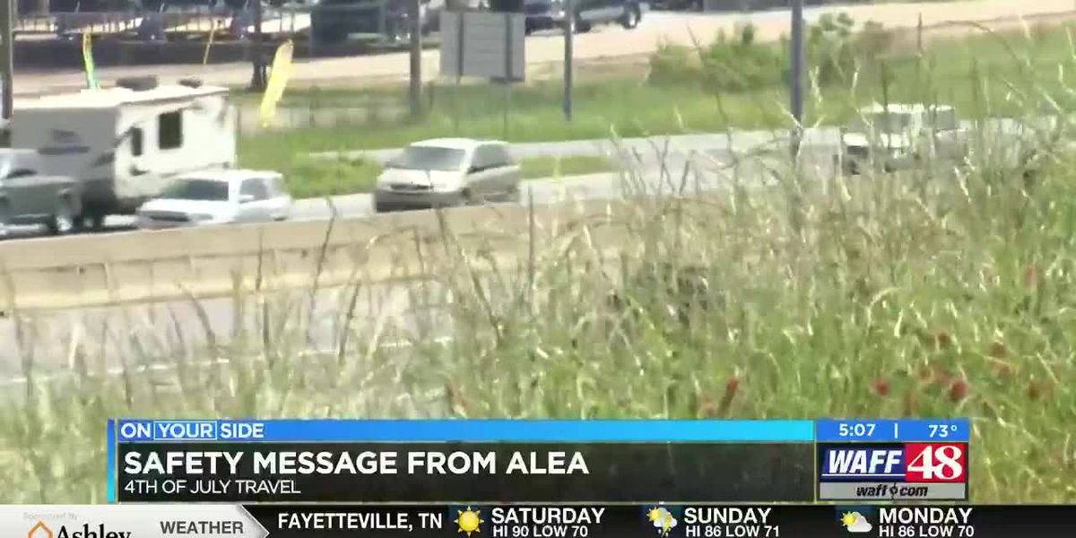 ALEA reminds drivers to stay safe this holiday weekend