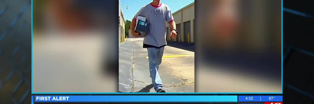 Decatur police searching for burglary suspect
