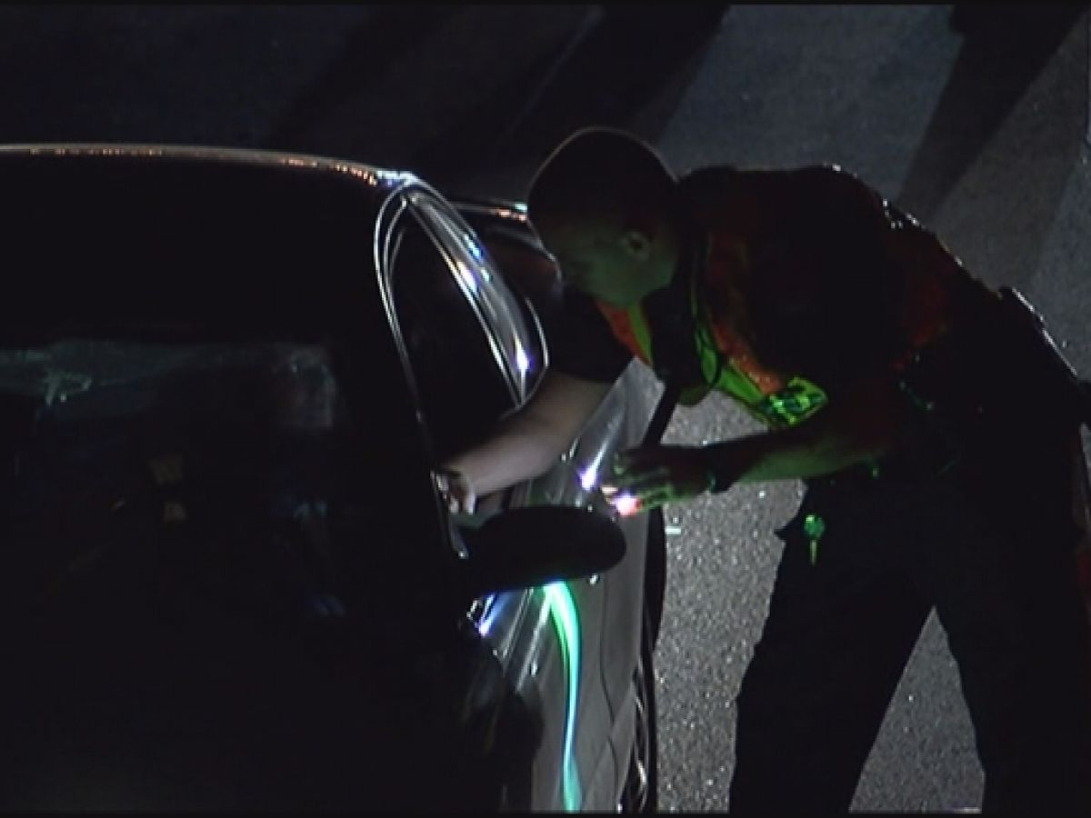 Huntsville police announce DUI traffic checkpoints