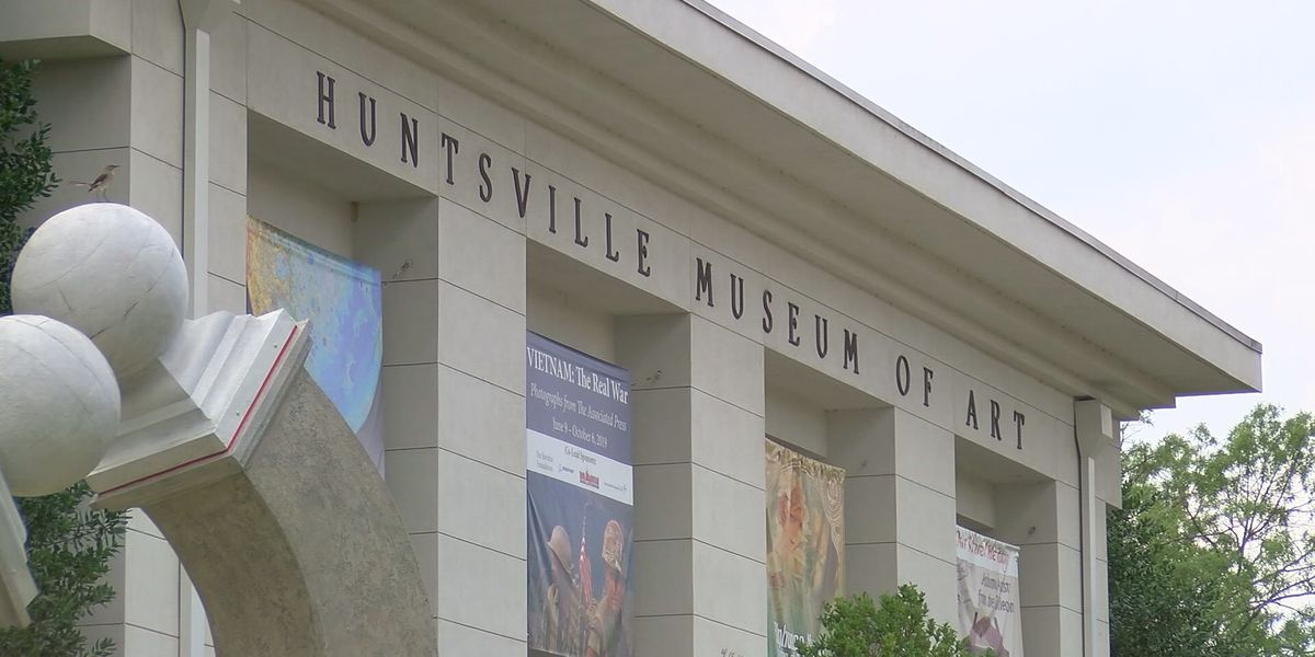 Huntsville Museum of Art reopening with safety measures