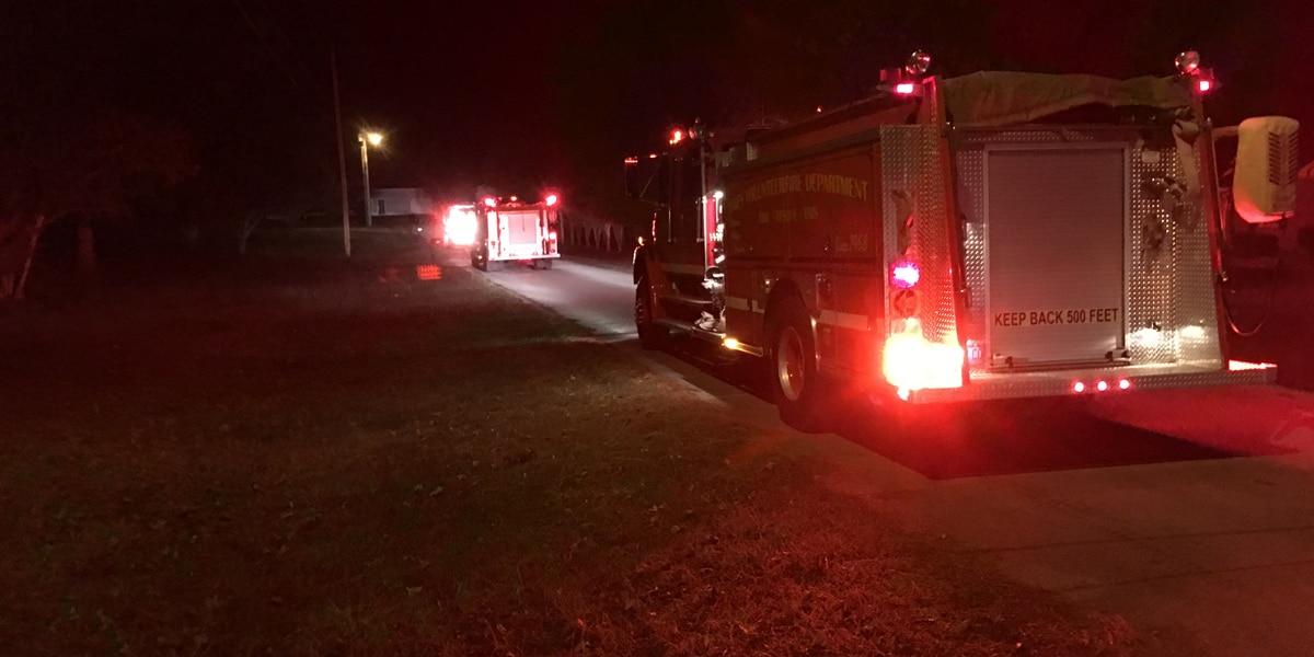 Crews respond to multiple fires in Hazel Green