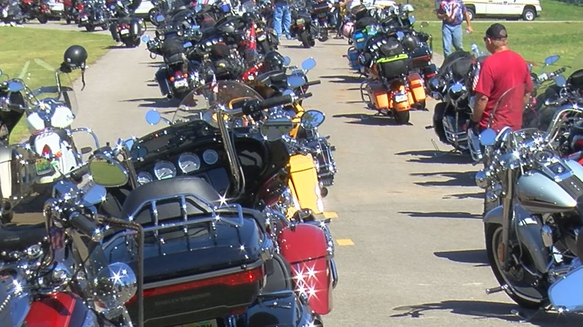 Organizers prepare for 27th Annual Trail of Tears motorcycle ride