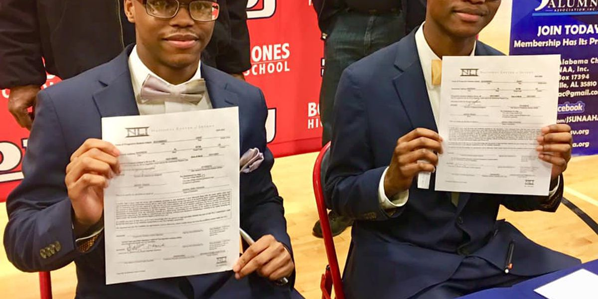 Madison brothers are first twins to sign D1 scholarship for track this year