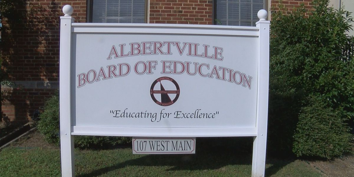 Albertville City Schools creates tool to share coronavirus information online
