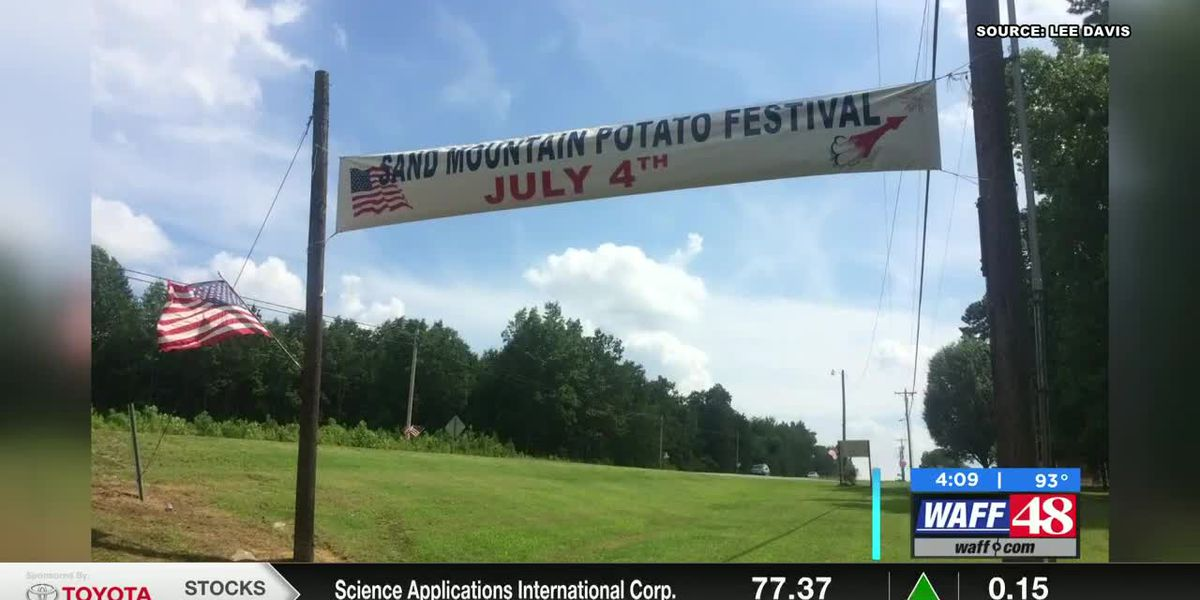 Henagar hosts 38th Annual Sand Mountain Potato Festival Saturday