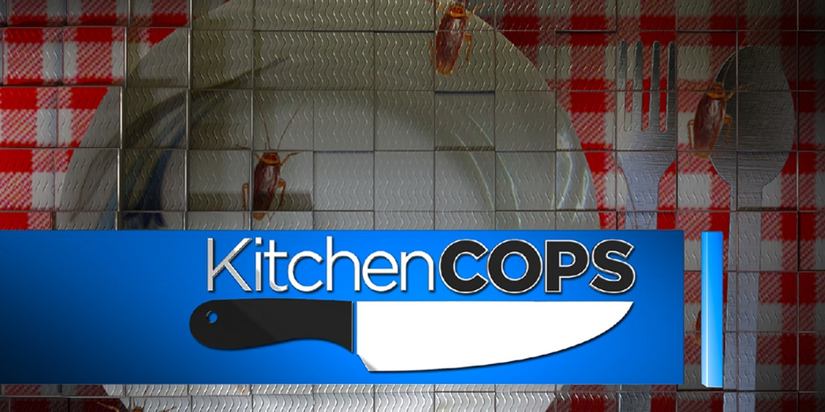 Vape by a crock pot & droppings in the stock room - Your Kitchen Cops Report for April 26th, 2019