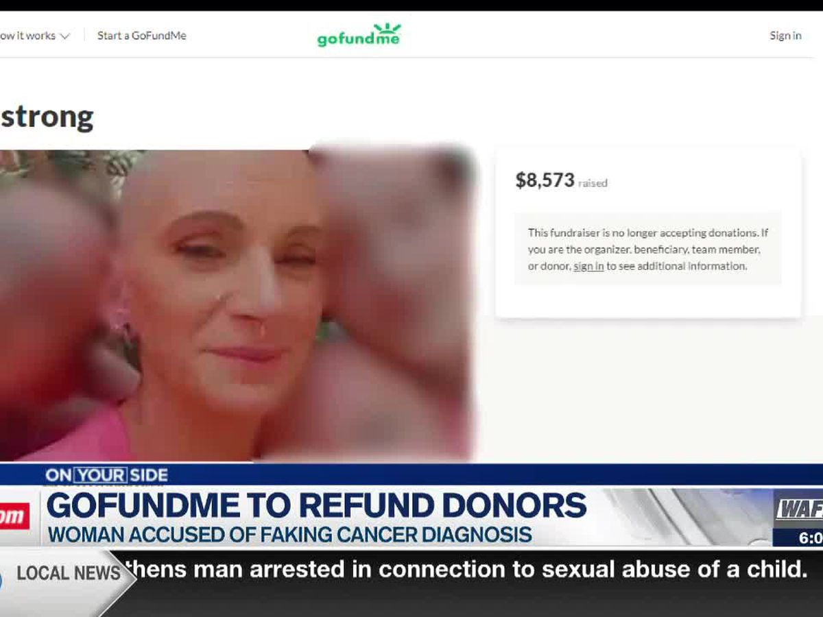 Huntsville woman who faked cancer diagnosis may have stolen over $10,000 from church