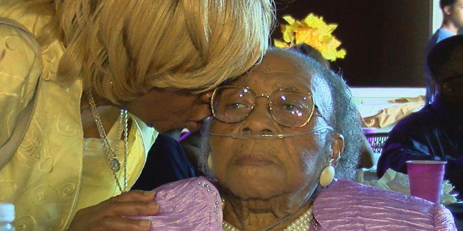 Birmingham sisters celebrate 100th, 98th birthdays