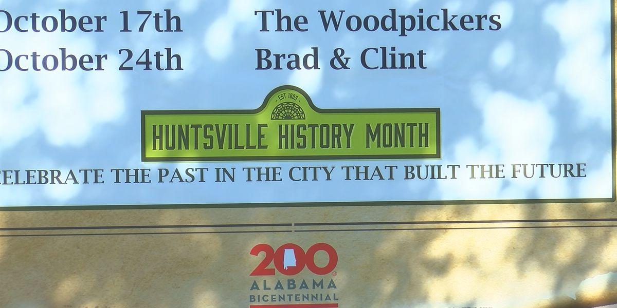 Huntsville History Month returns