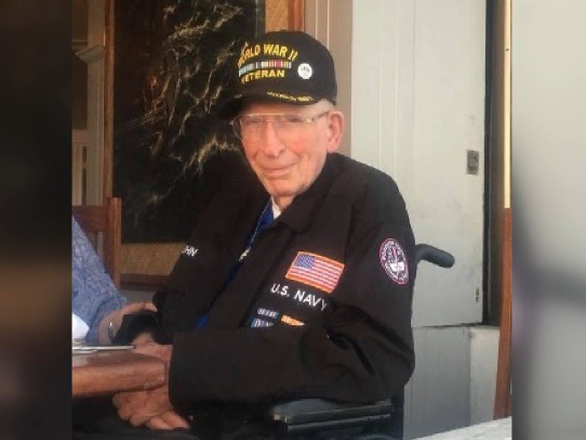 Honoring a Hero: Decatur WWII veteran to be laid to rest in heartfelt service