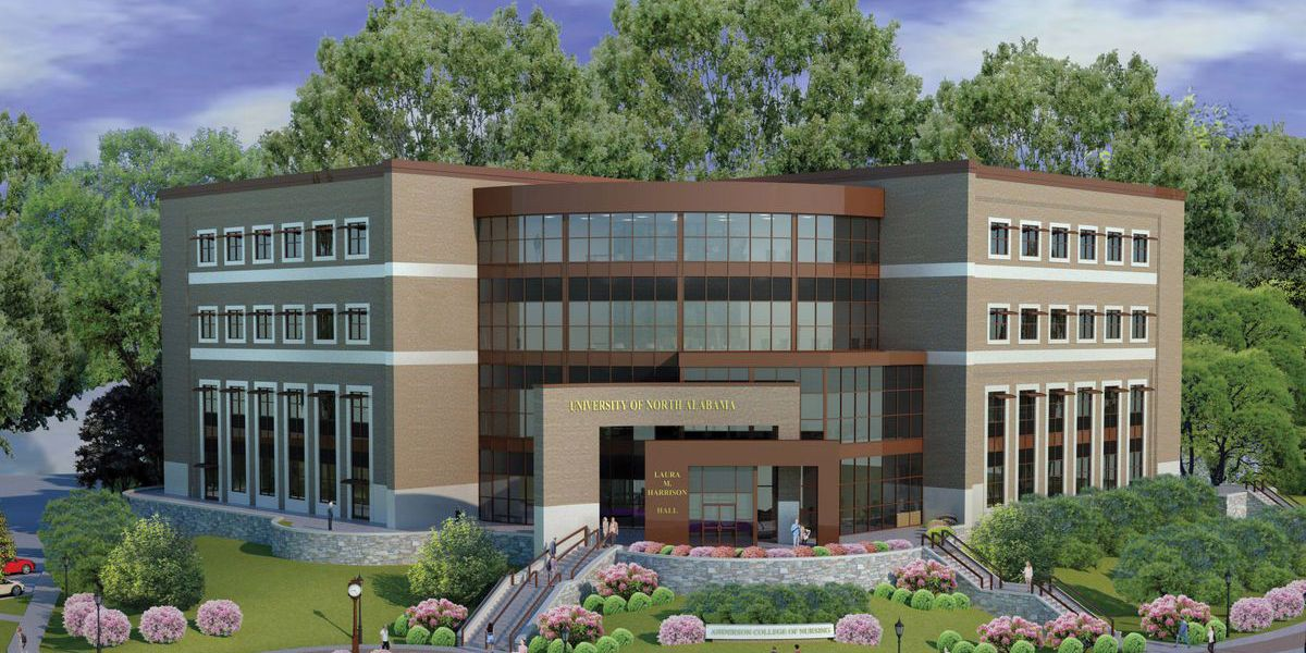 UNA nursing building redesigned to save money