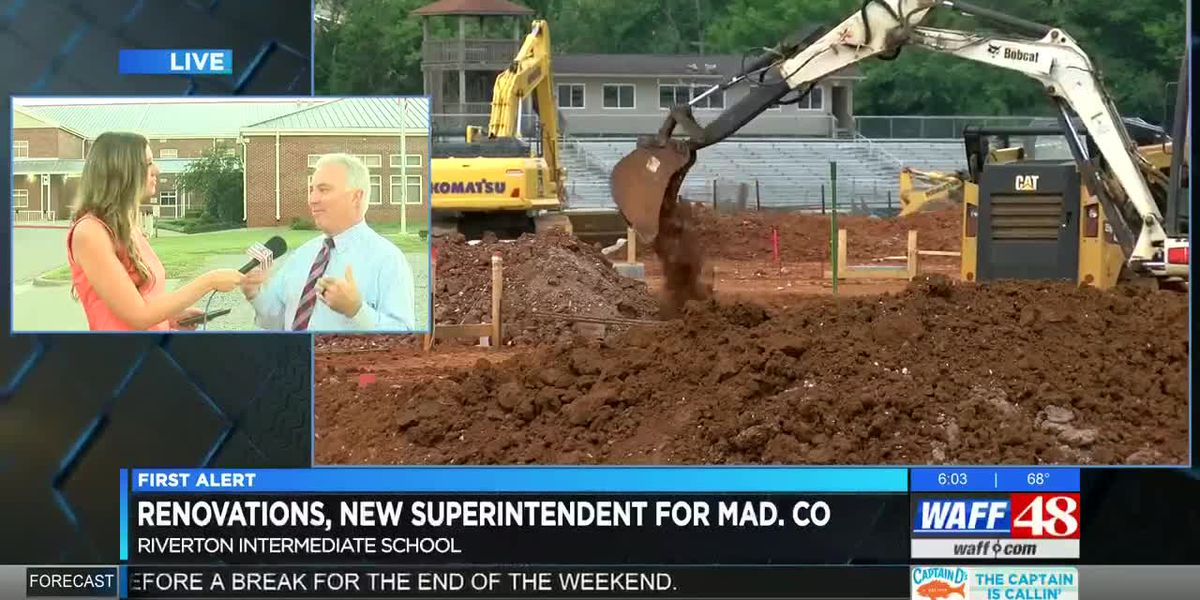 Madison County starts 2019/2020 with new superintendent, major renovations