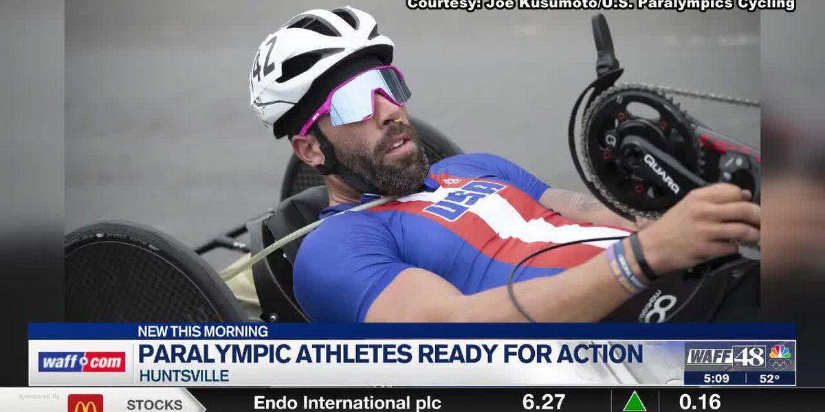 More than just a competition: Talking to an athlete days before U.S. Paralympics Cycling Open