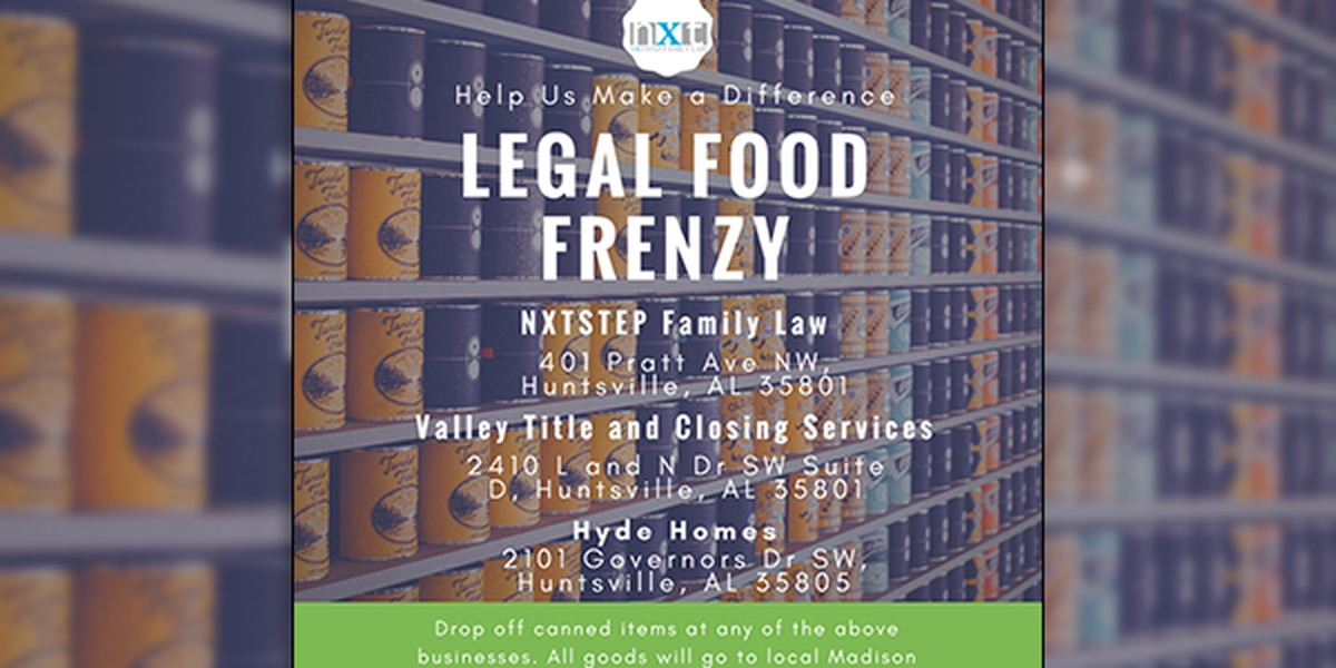Legal Food Frenzy aims to feed children over the summer