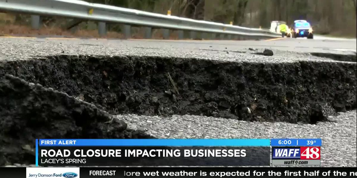 VIDEO: Local business enduring more costs because of 231 road closure