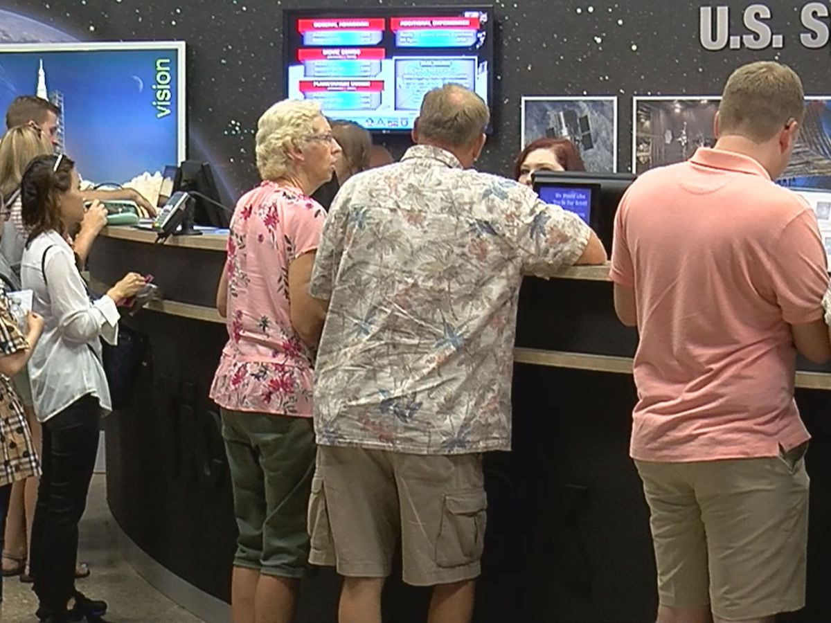 1 million visitors expected to visit U.S. Space & Rocket Center in 2019