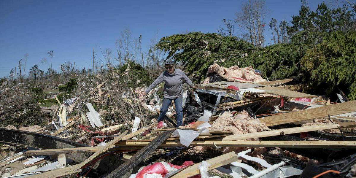 Beware of donation scams after Lee County tornadoes