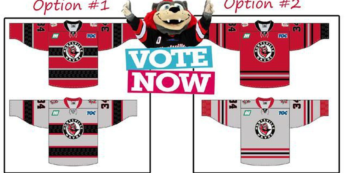 Vote for your favorite Havoc jersey