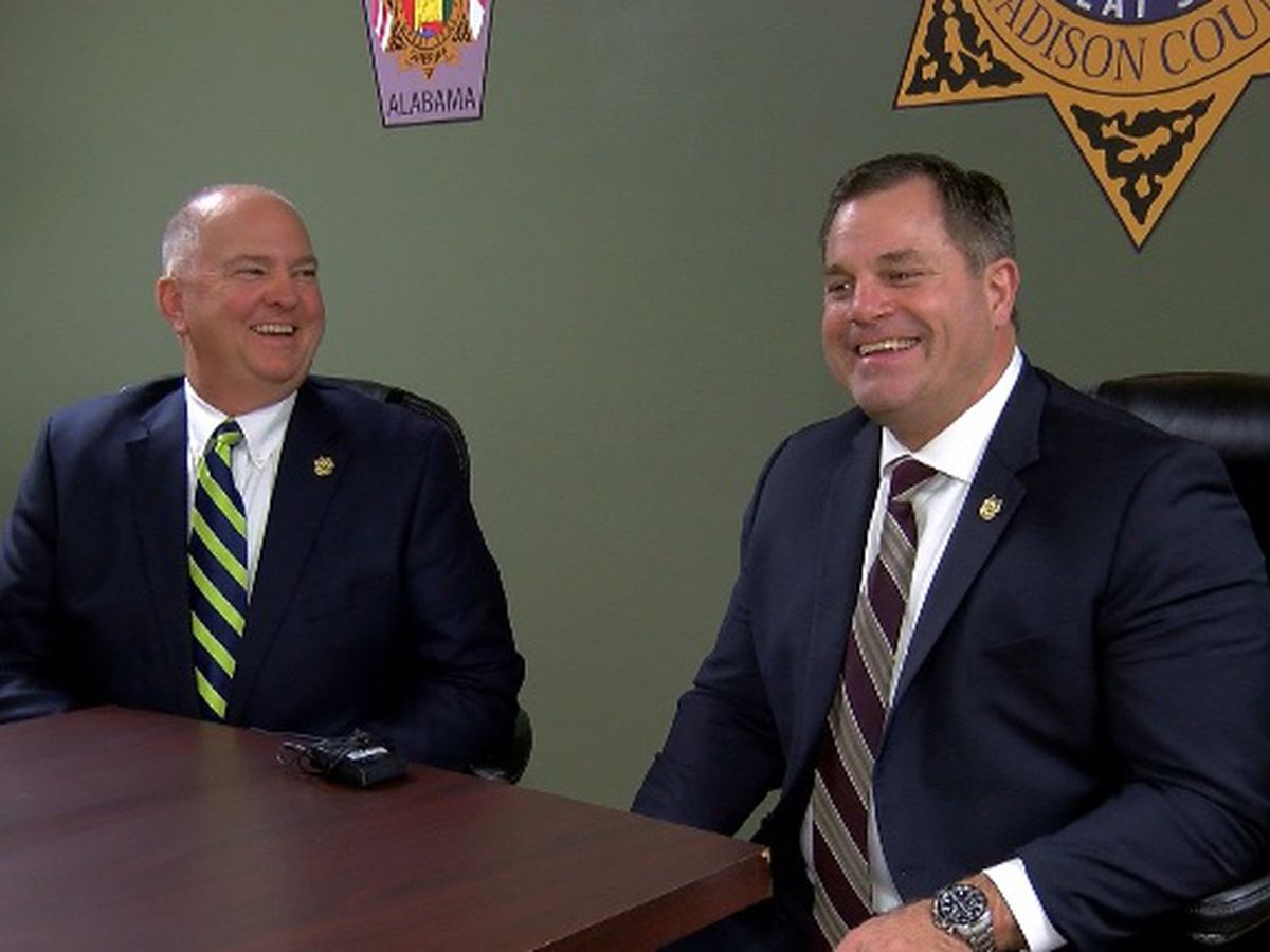 Dorning, Turner work together for smooth transition in Madison Co. Sheriff's Office