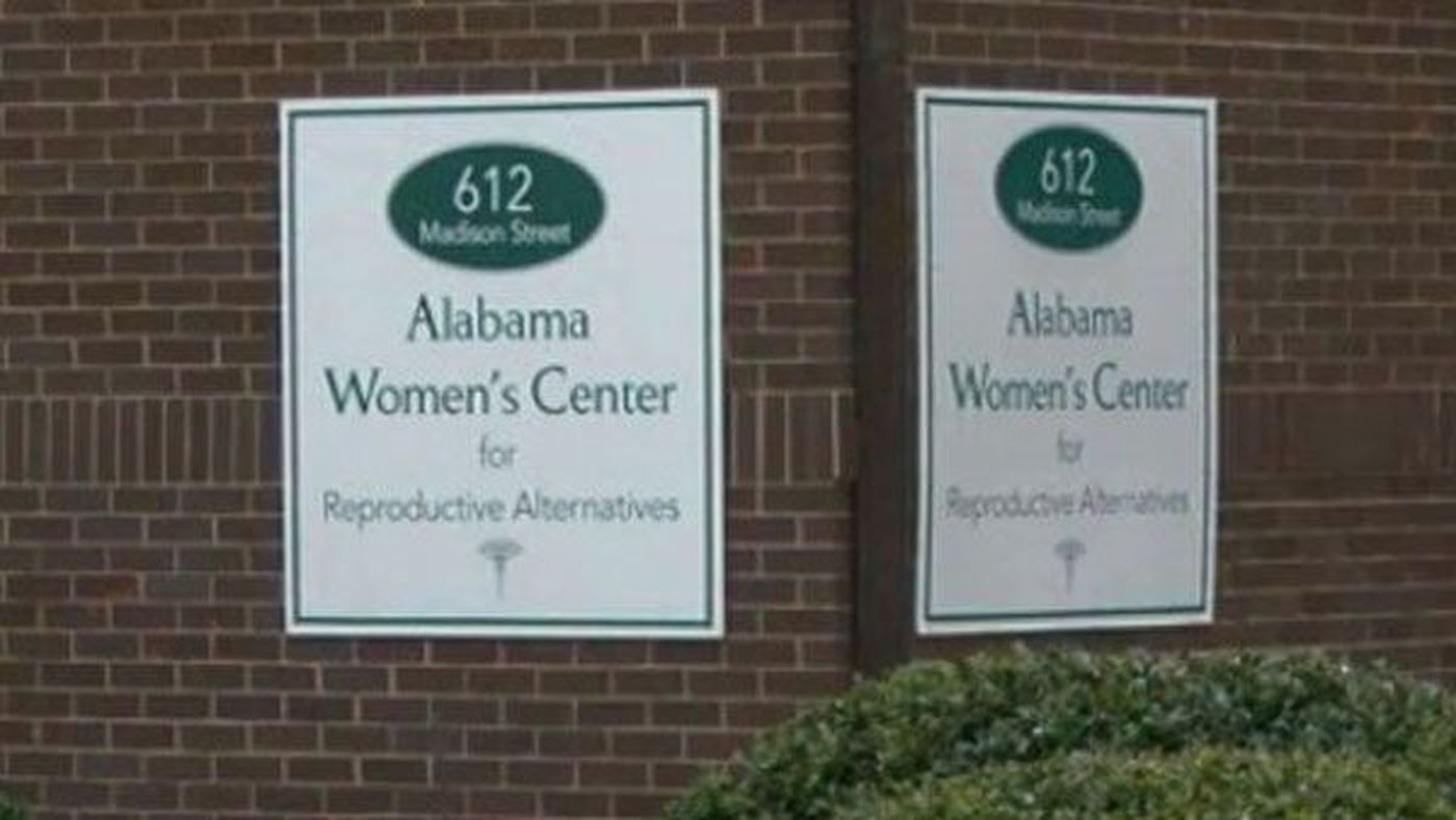 Only abortion clinic in North Alabama closing Friday