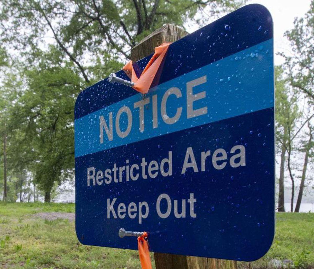 TVA Rockpile Recreation area closed