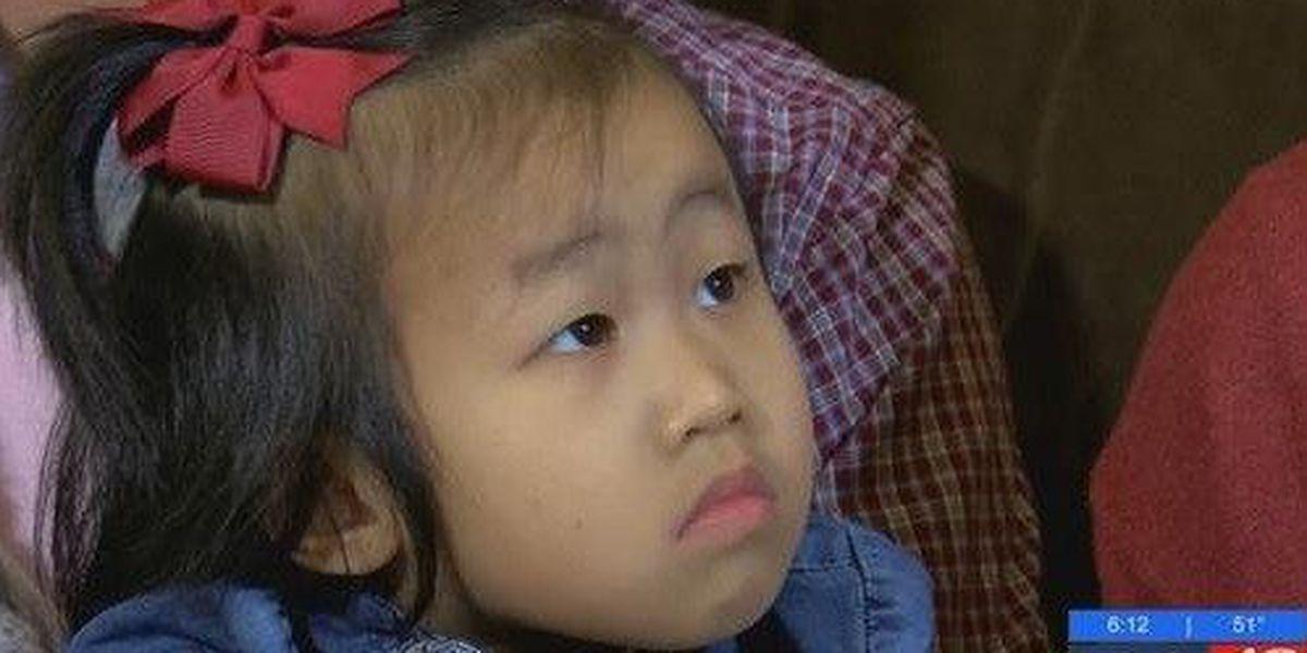 Madison family seeking bone marrow match for child with terminal illness