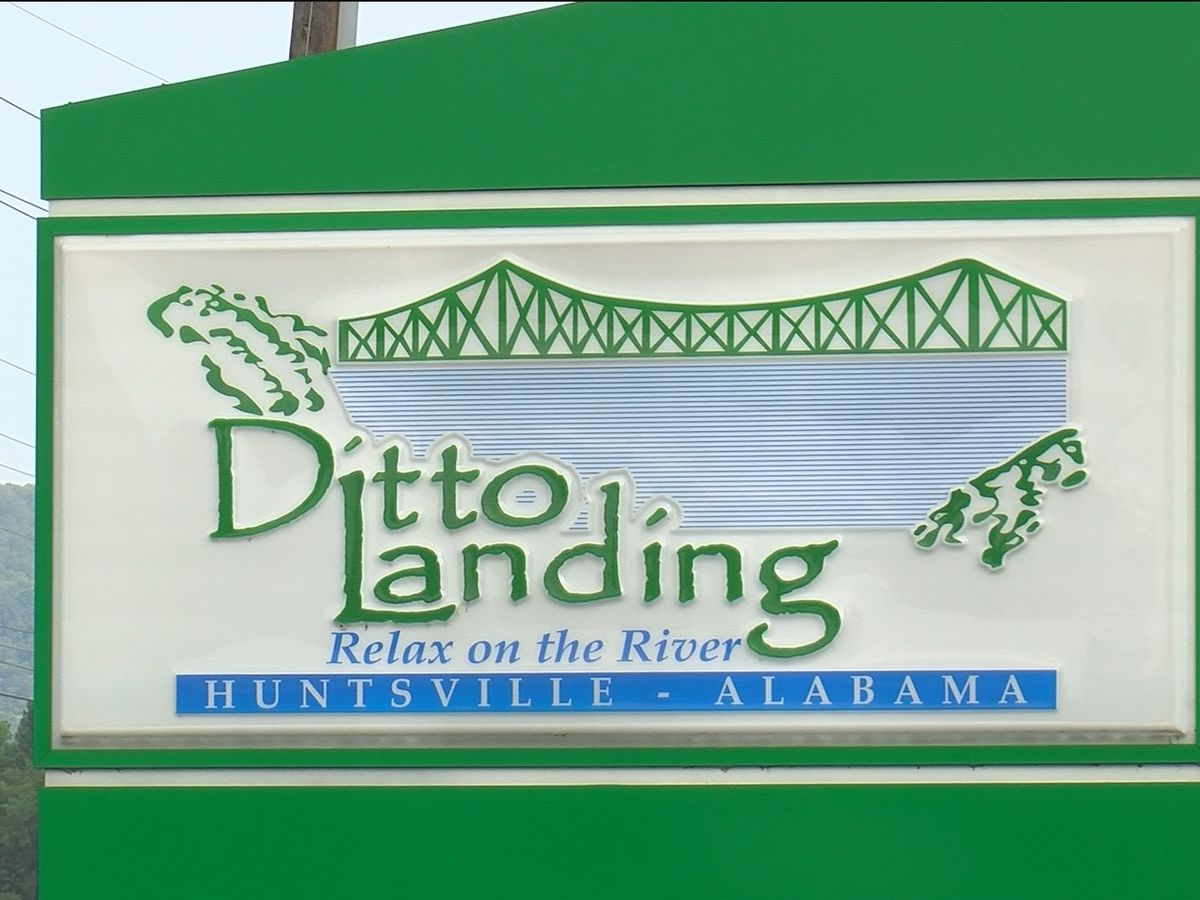 Ditto Landing reopens Saturday following flood damage